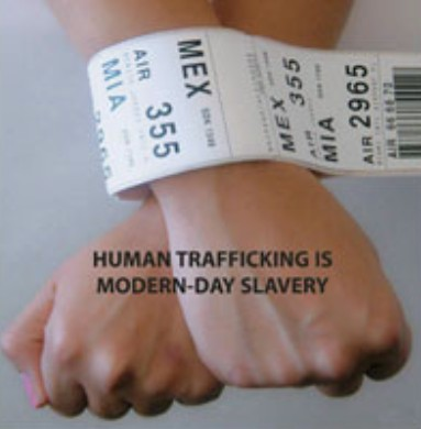 how to end human trafficking